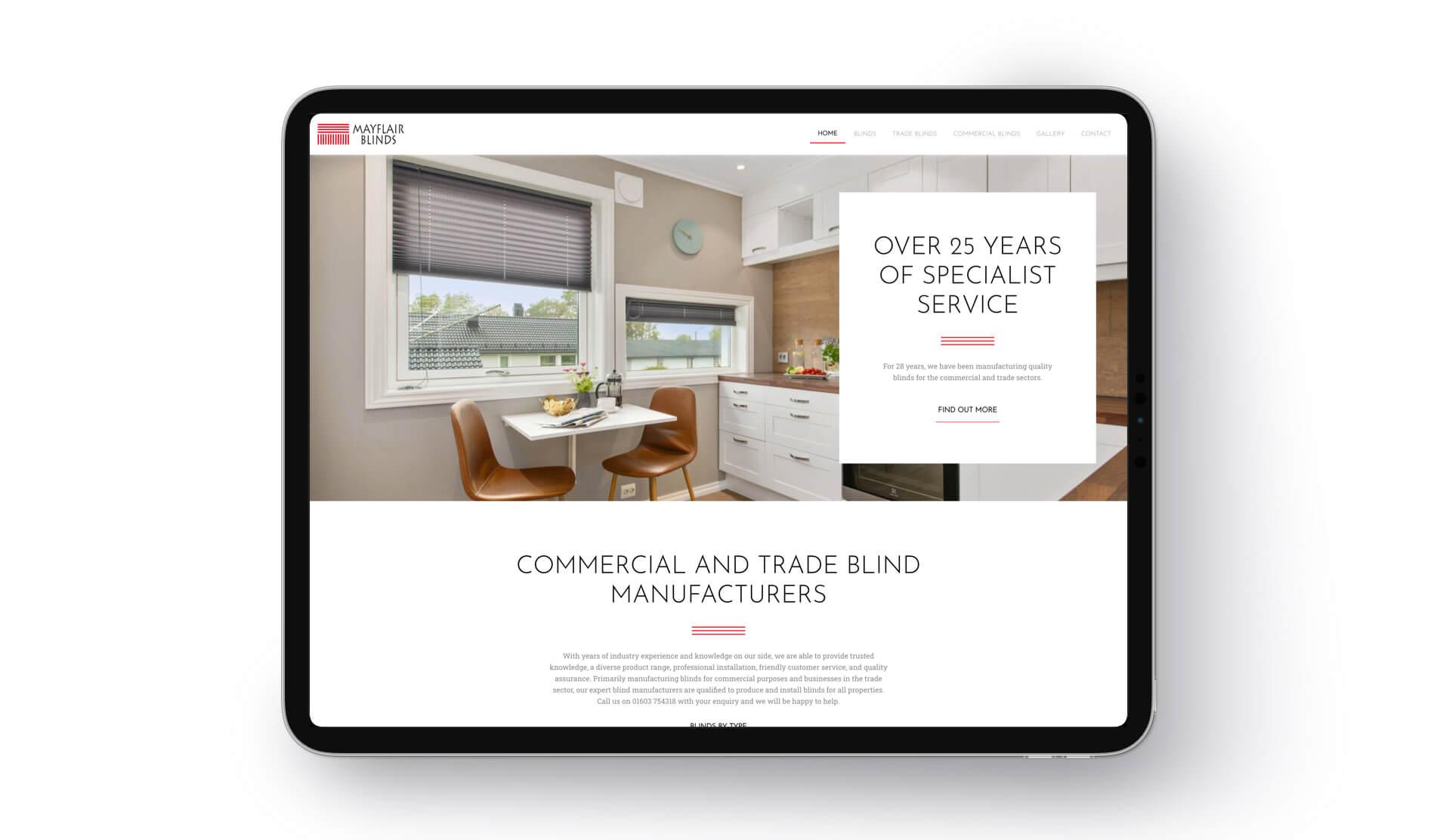 Mayflair-website-homepage