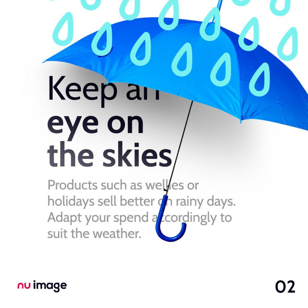 PPC Tips, keep an eye on the skies