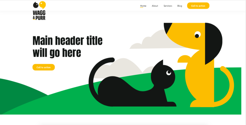 2nd website design
